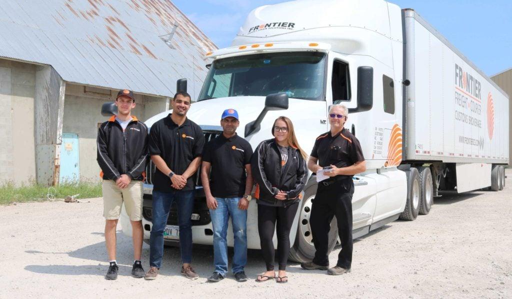 Frontier Truck Drivers