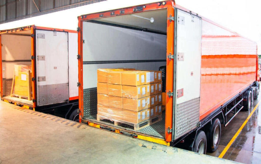Consolidated cross border shipments